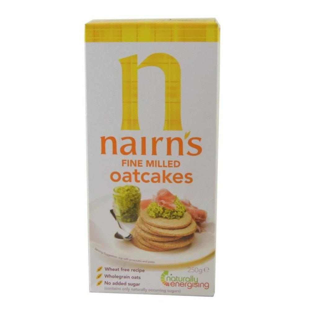 Nairns Fine Milled Oatcakes 250g