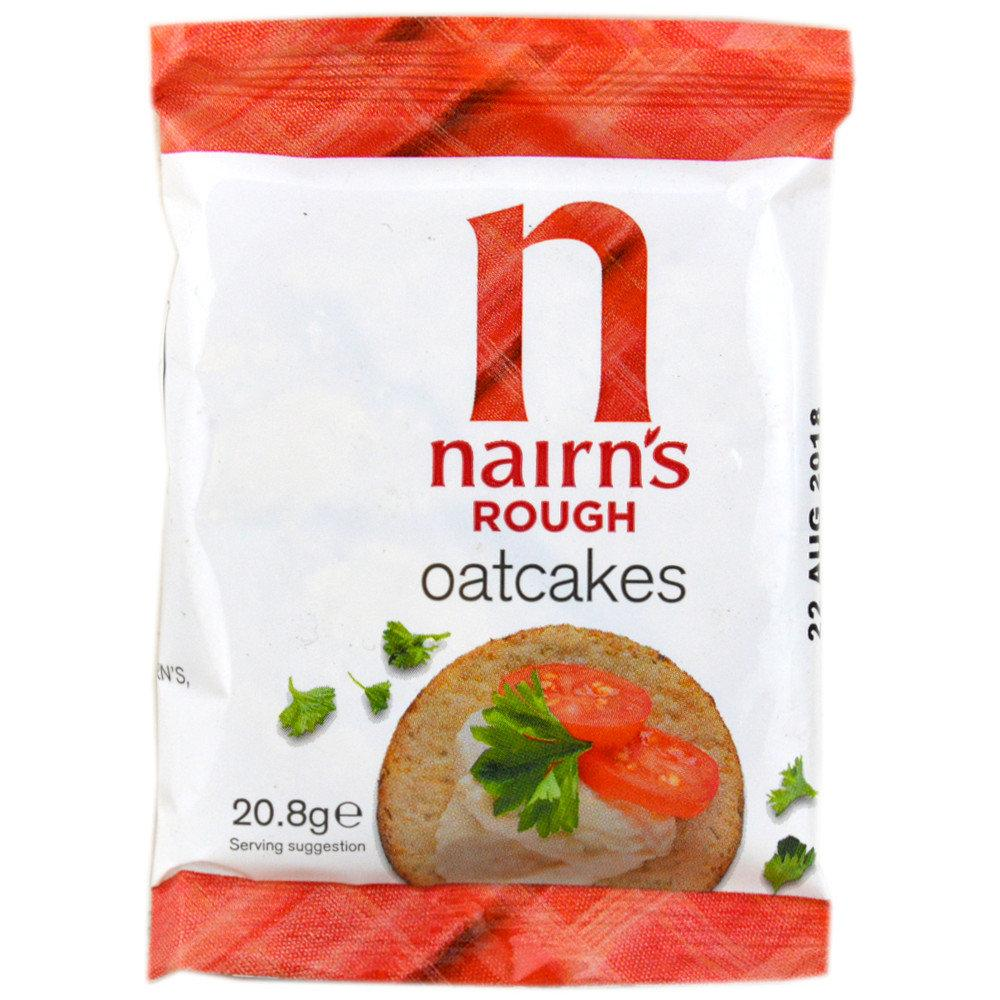 Nairns Rough Oatcakes 20.8g