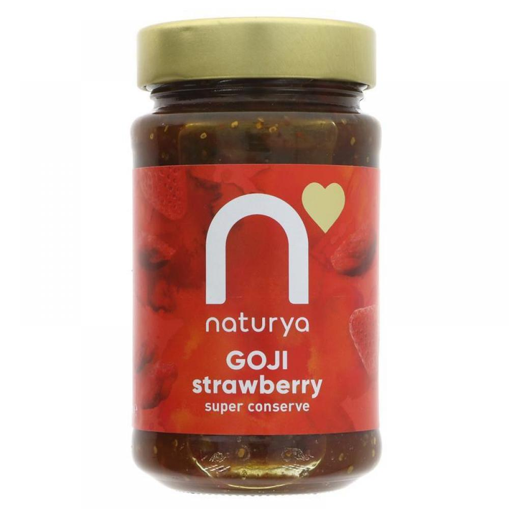 Naturya Goji Strawberry Conserve 285g