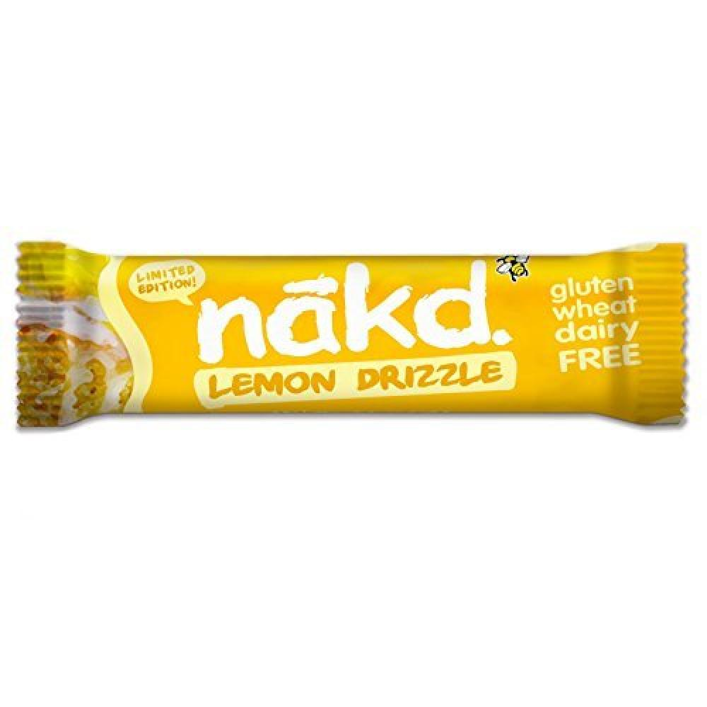 Natural Balance Foods Nakd Lemon Drizzle Bar 35 g