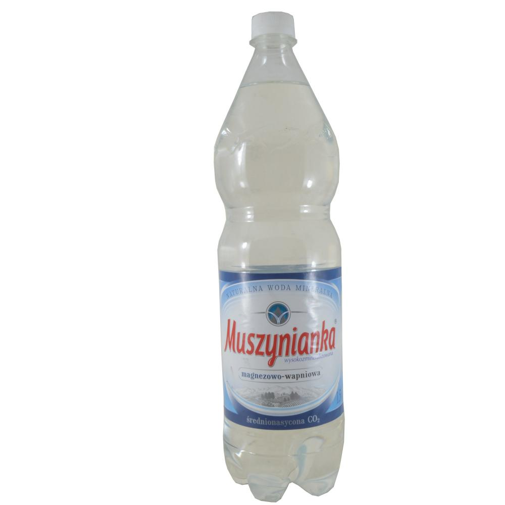 Muszynianka Natural Mineral Water 1500ml