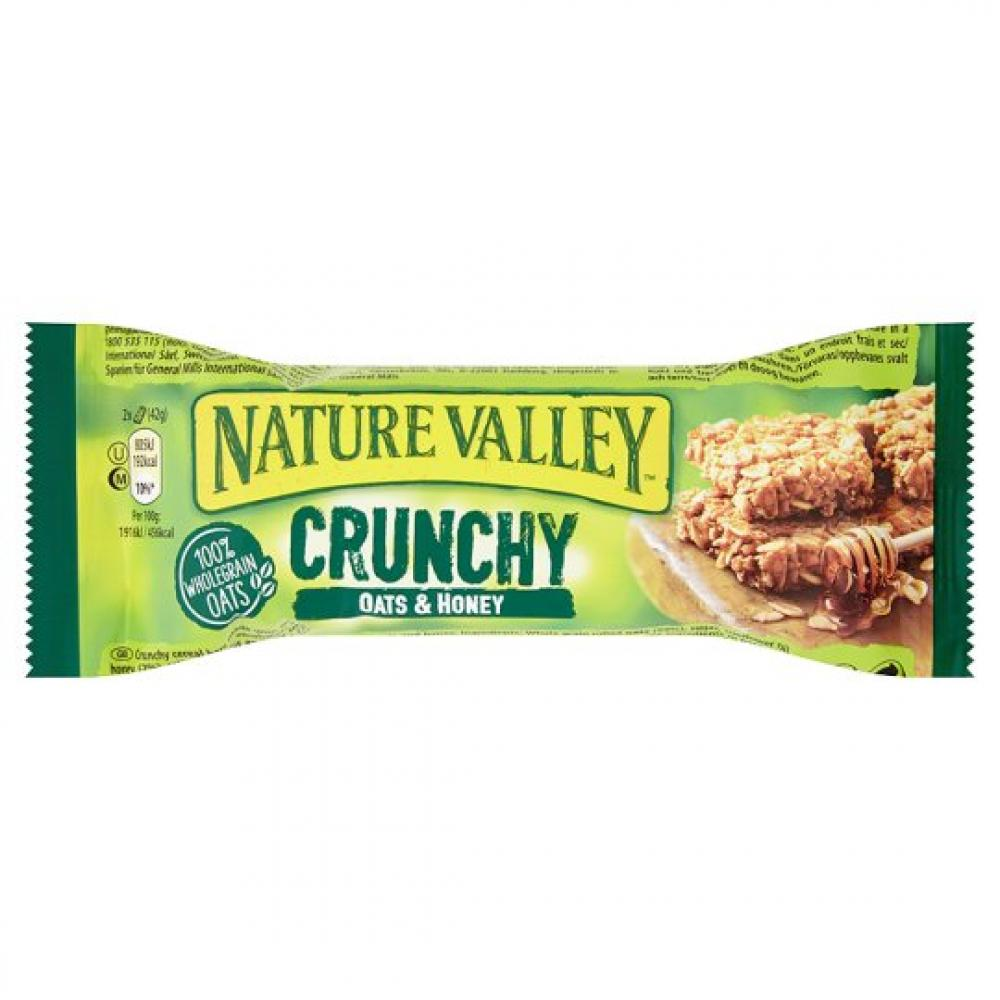 Nature Valley  Nature Valley Crunchy Oats and Honey Bar 42g  42g