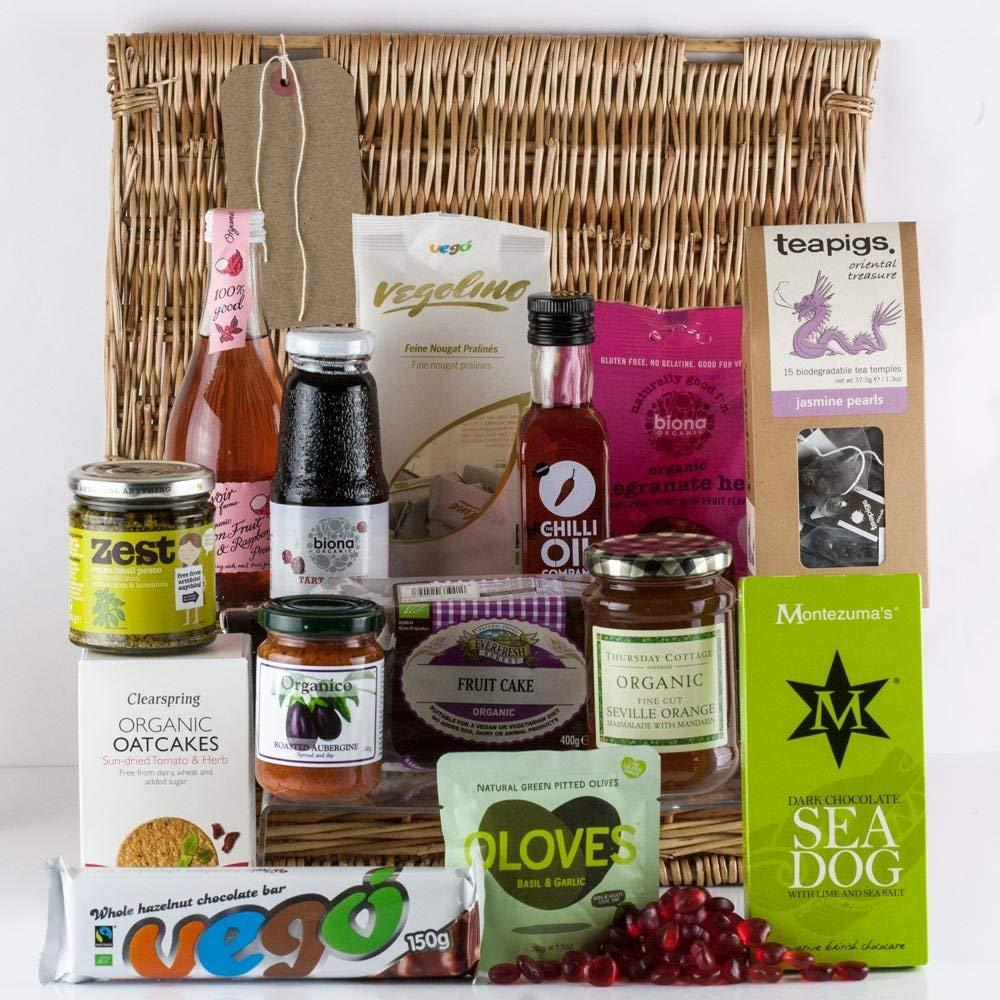 Natures Hampers Luxury Vegan Gift Hamper