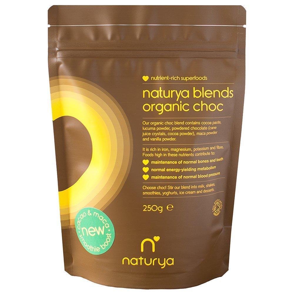 Naturya Blends Organic Choc 250g