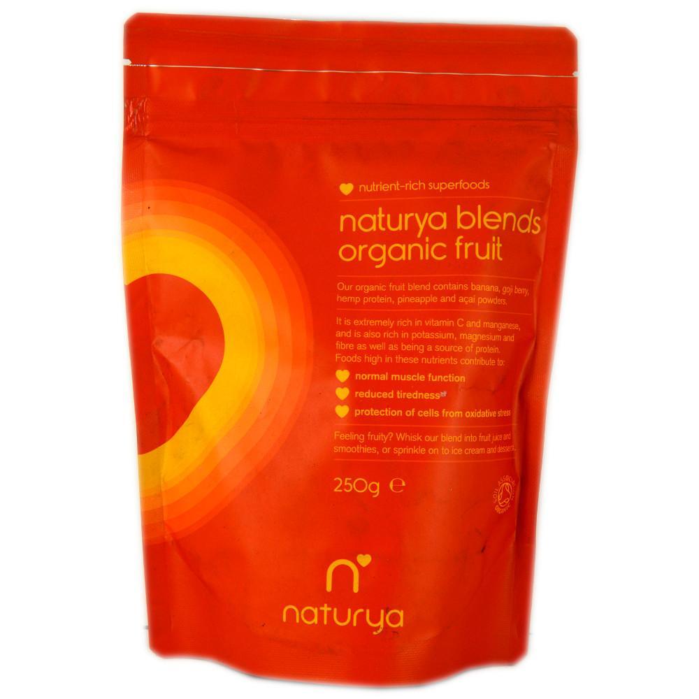 Naturya Organic Fruit Blend 250g
