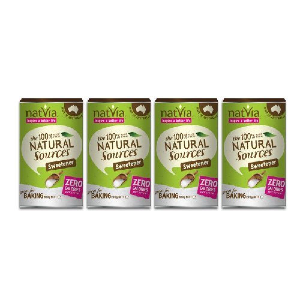 Natvia Natural Sources Sweetener 200g