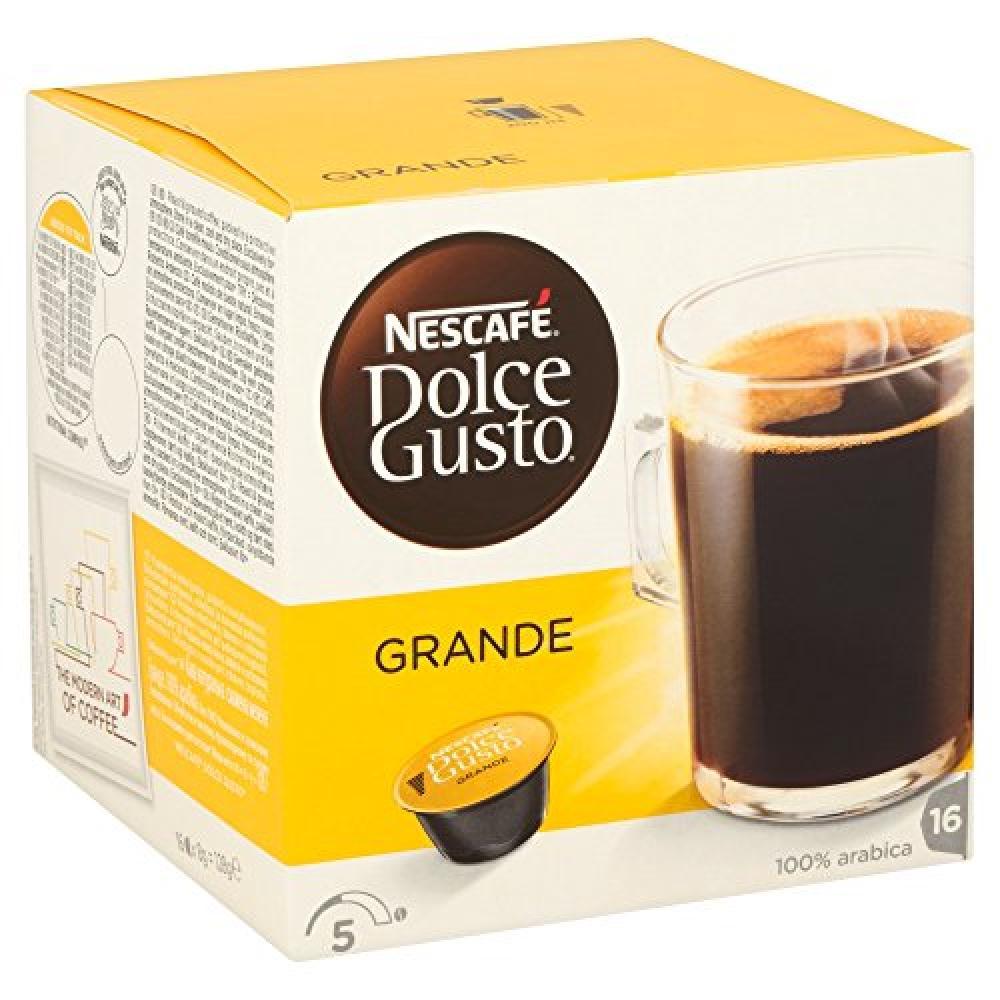 Nescafe Dolce Gusto Grande 16 Capsules 128g