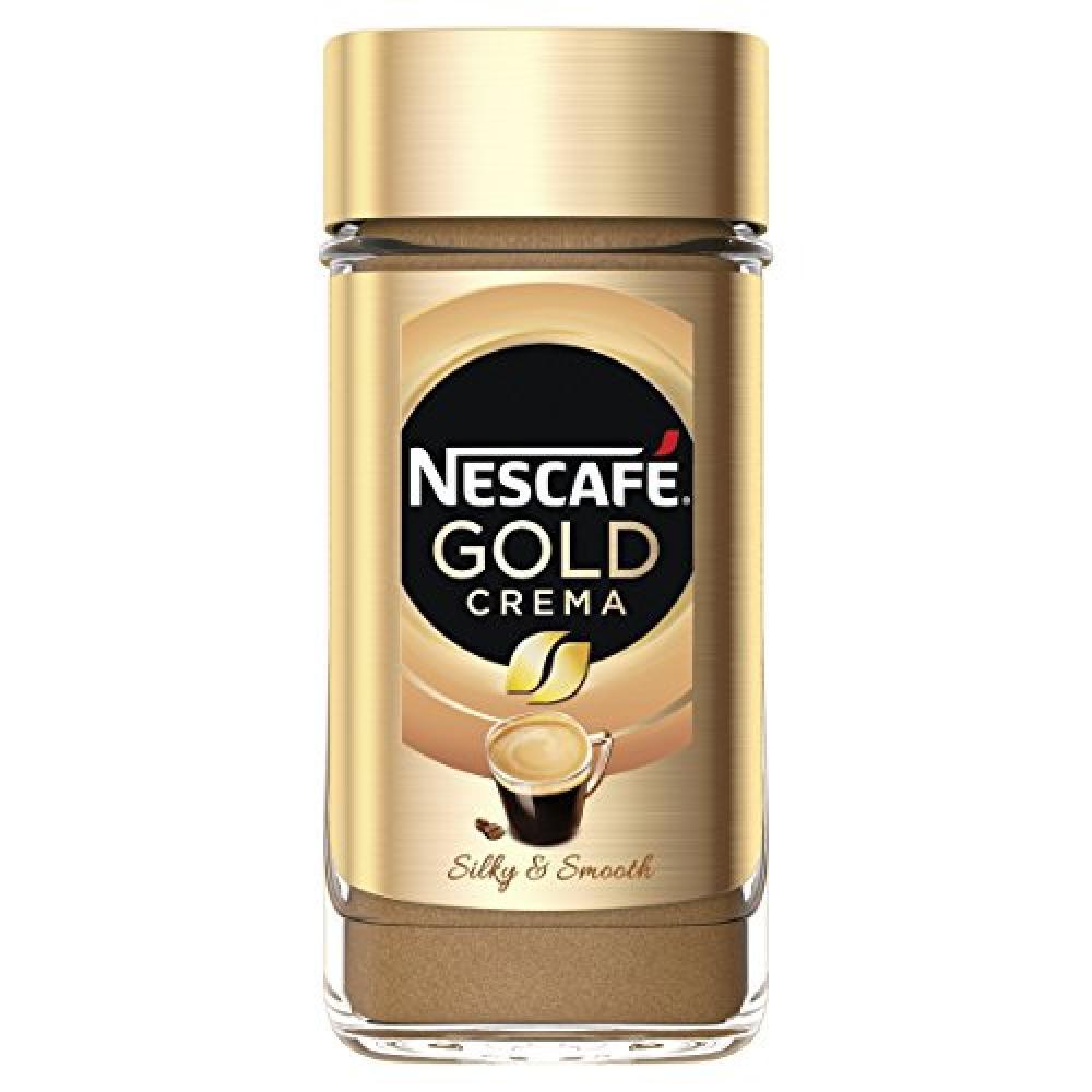 Nescafe Gold Crema 200g
