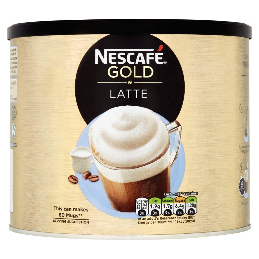 Nescafe Gold Latte 1kg