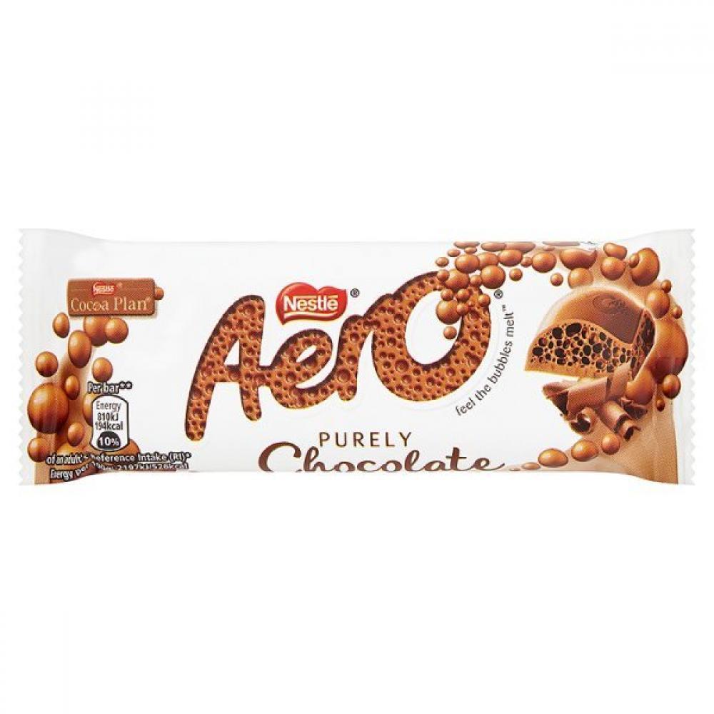 Nestle Aero Milk Choc 36g