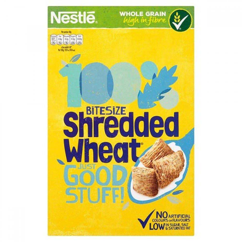 Nestle Bitesize Shredded Wheat 500g