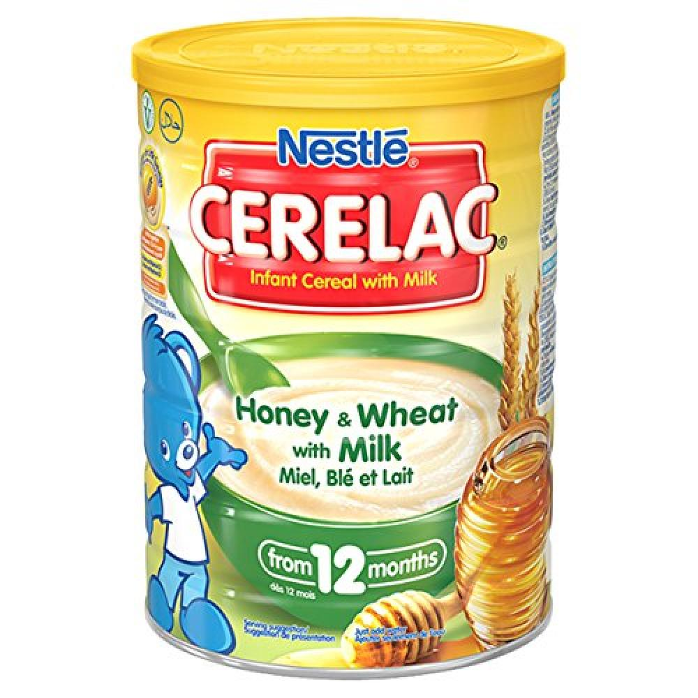 Nestle Cerelac Honey and Wheat with Milk 400g