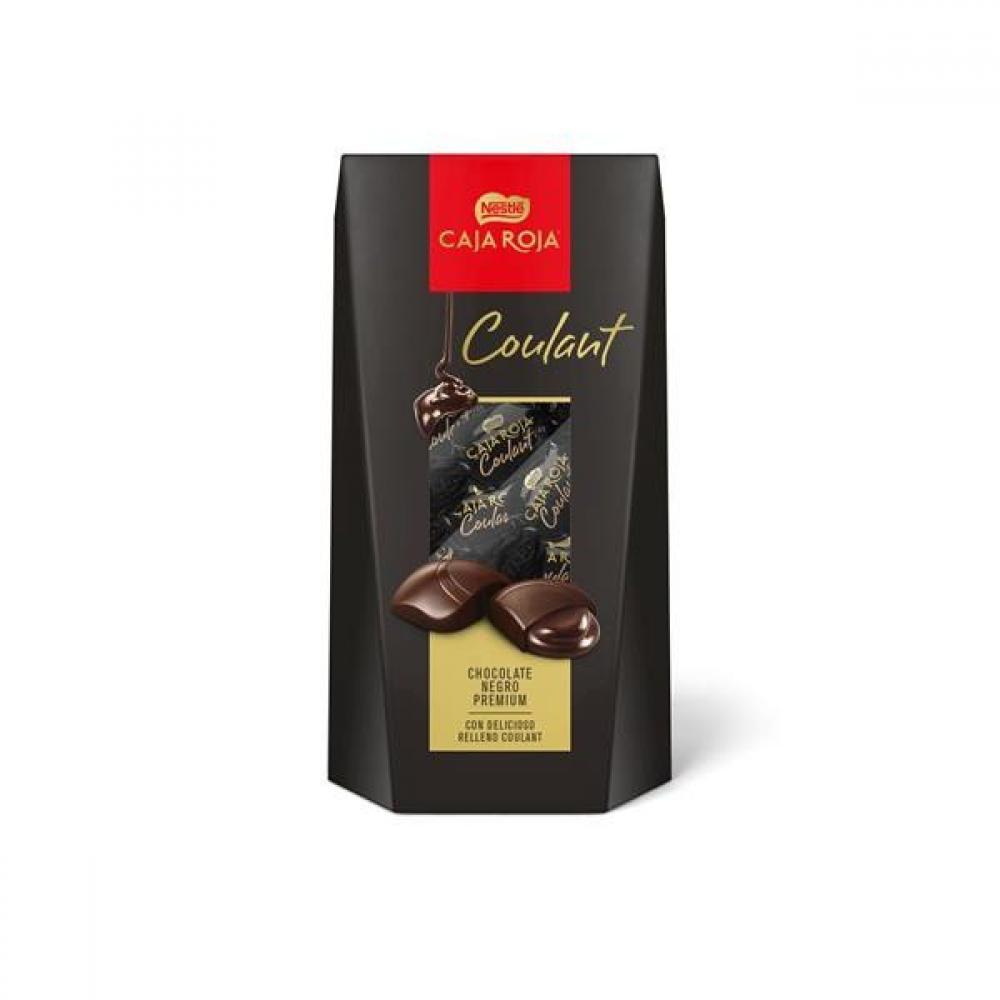 Nestle Coulant Chocolate Negro Premium 142g