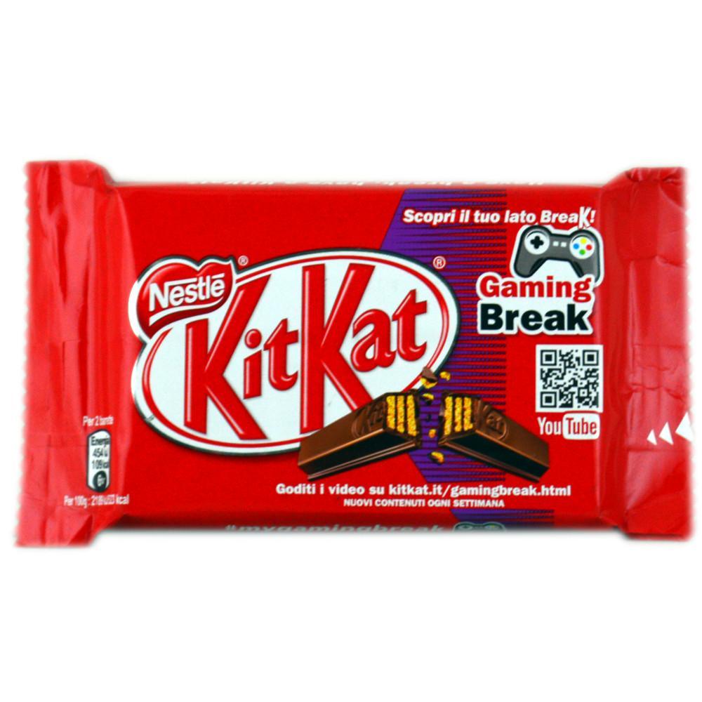 Nestle  Nestle KitKat 4 Finger Bar 41.5g  41.5g