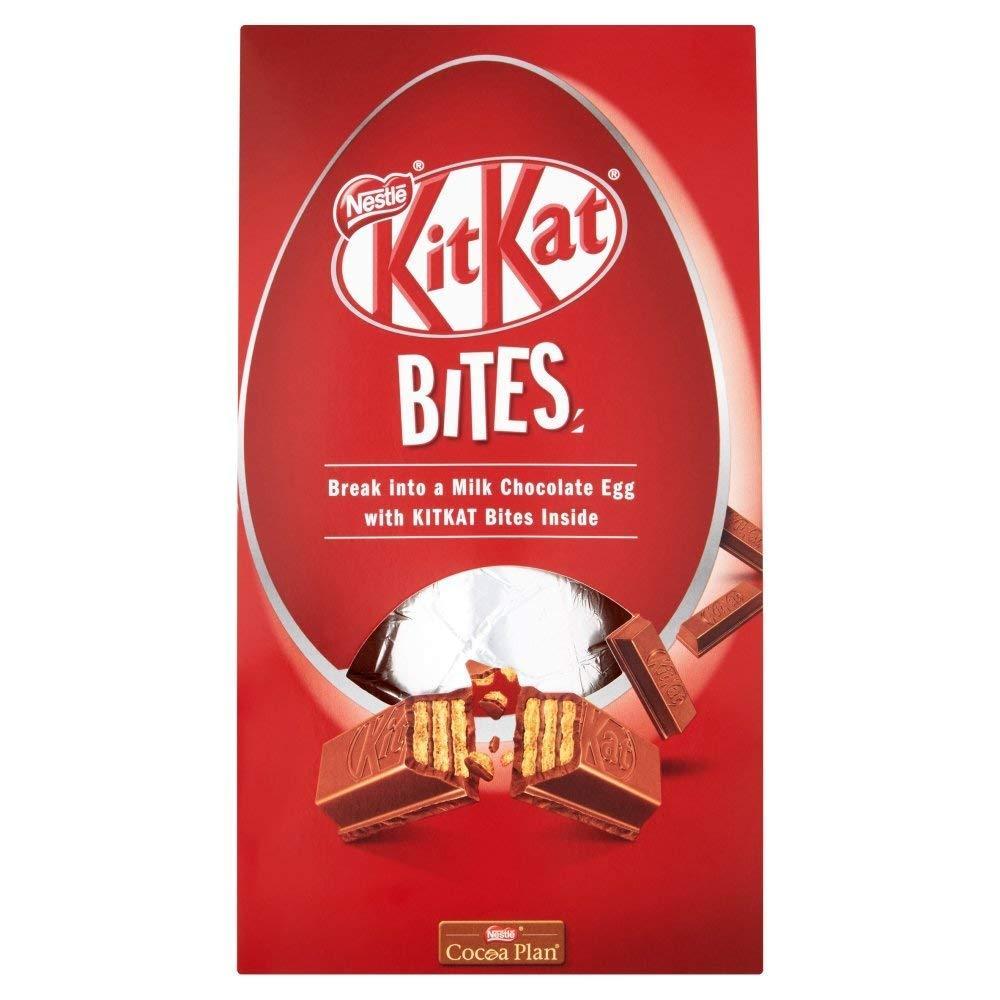Nestle KitKat Bites Insider Easter Egg 245 g