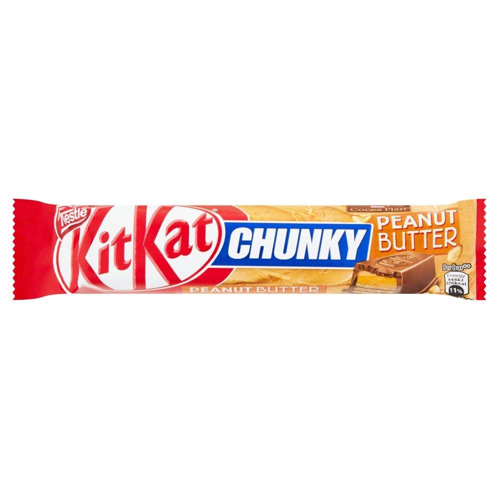 Nestle Kitkat Chunky Peanut Butter 42g