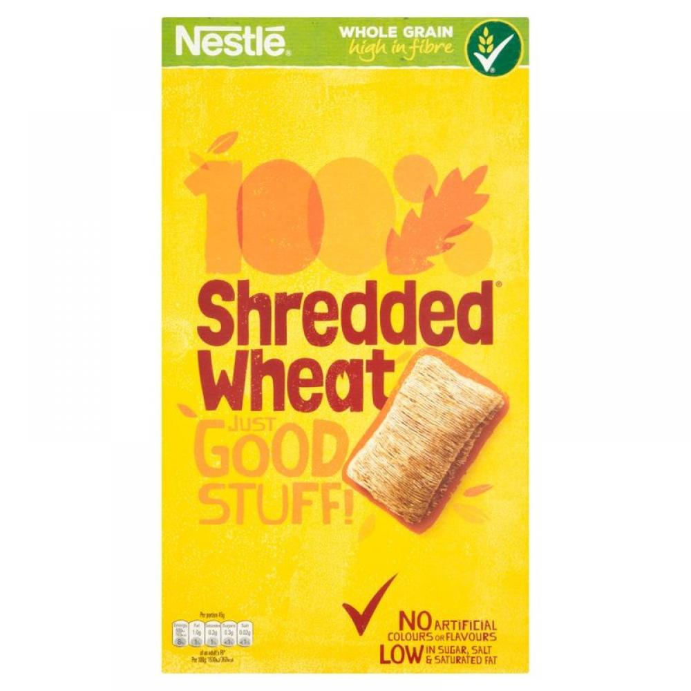 Nestle Shredded Wheat 30 Biscuits 675g