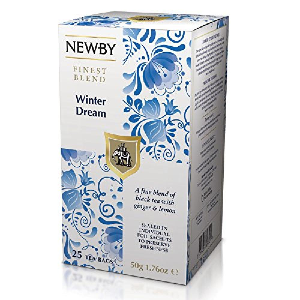 Newby Teas Classic Winter Dream Tea Bags
