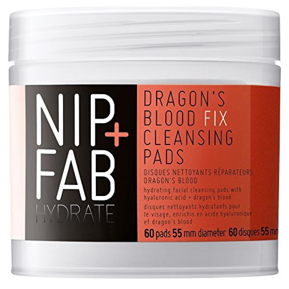 Nip and Fab Dragons Blood Fix Pads 80 ml