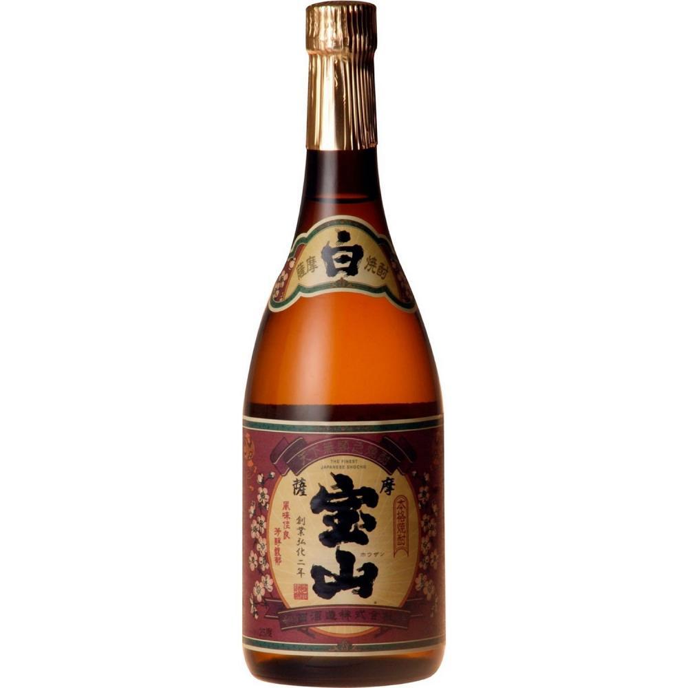 Nishi Shuzo Satsuma Hozan Imo Shochu 720 ml