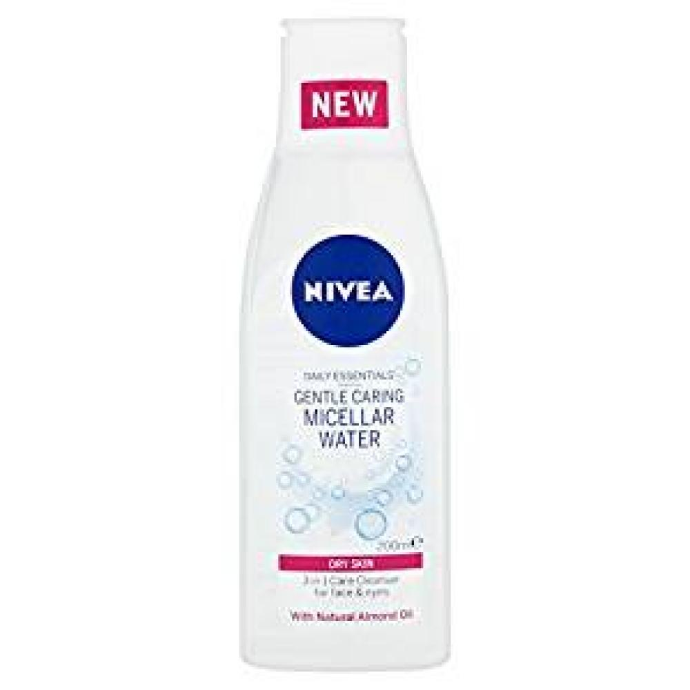 Nivea Daily Essentials Gentle Caring Micellar Water - Dry Skin 200ml