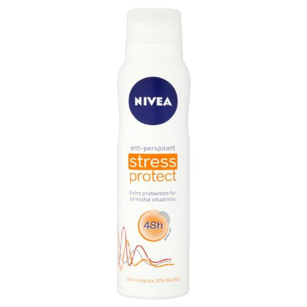Nivea Stress Protect 48 Hours Anti-Perspirant Deodorant Spray 150ml