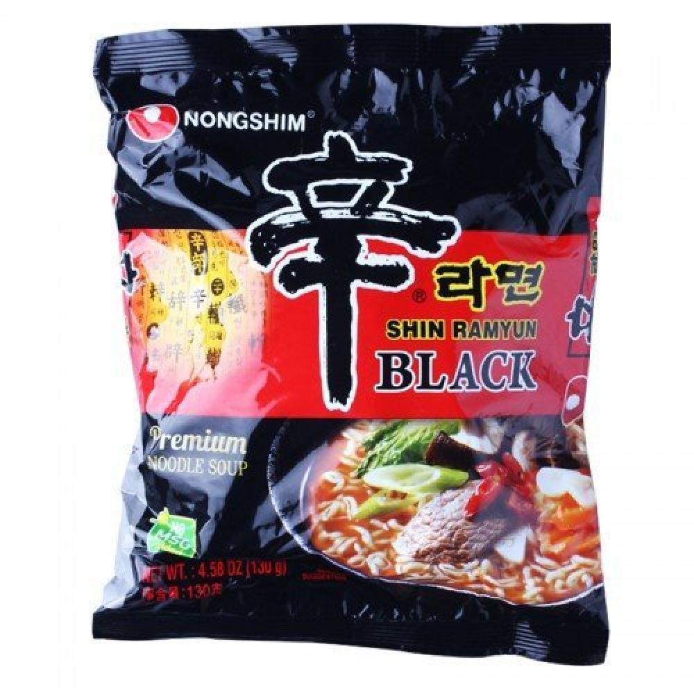 Nong Shim Shin Ramyun Black 130g