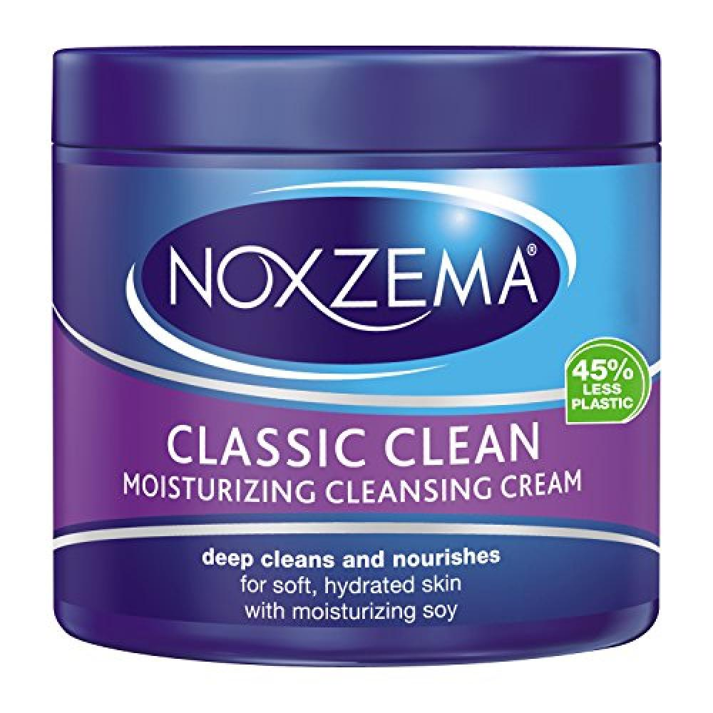 Noxzema Classic Clean Moisturising Cleansing Cream 340g