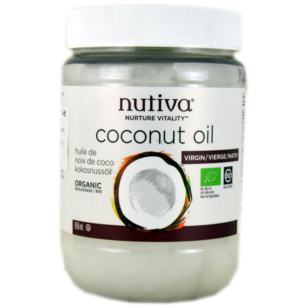 FURTHER REDUCTION  Nutiva Coconut Oil 858ml