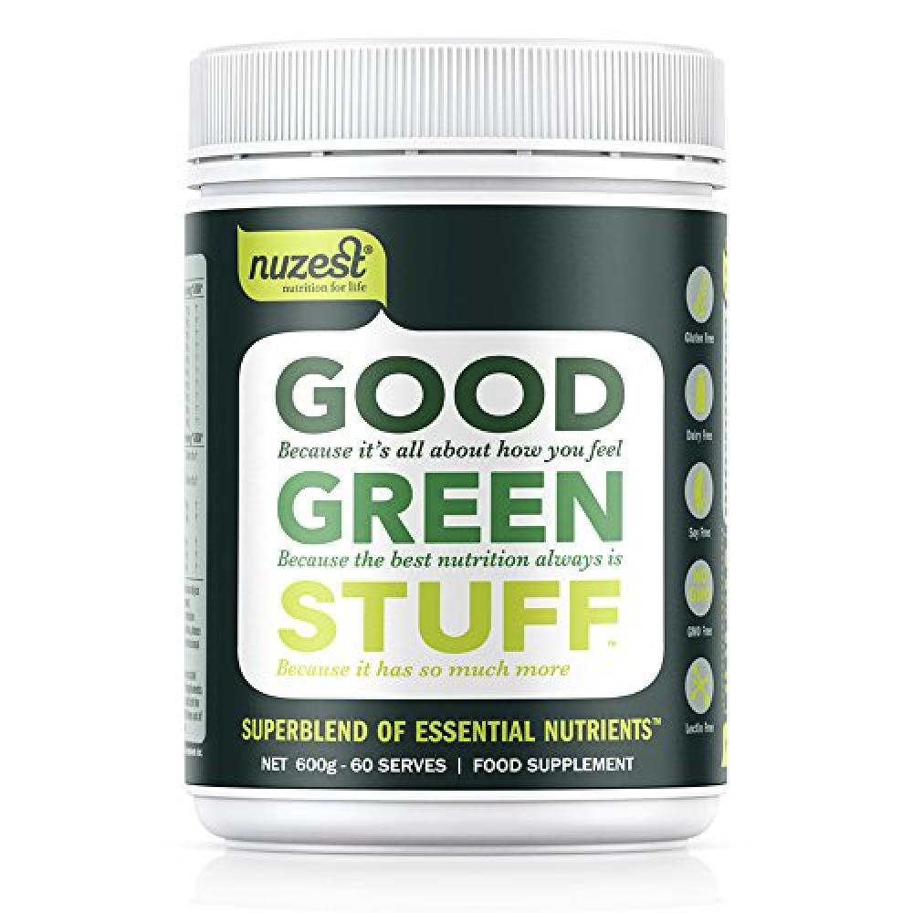 Nuzest Good Green Stuff - 60 servings