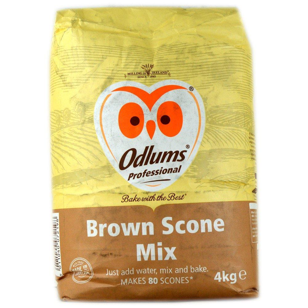 Odlums Brown Scone Mix 4kg