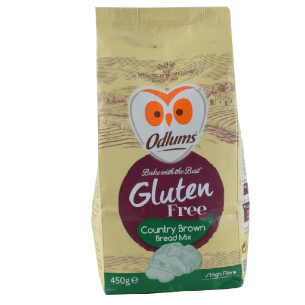 Odlums Gluten Free Country Brown Bread Mix 450g