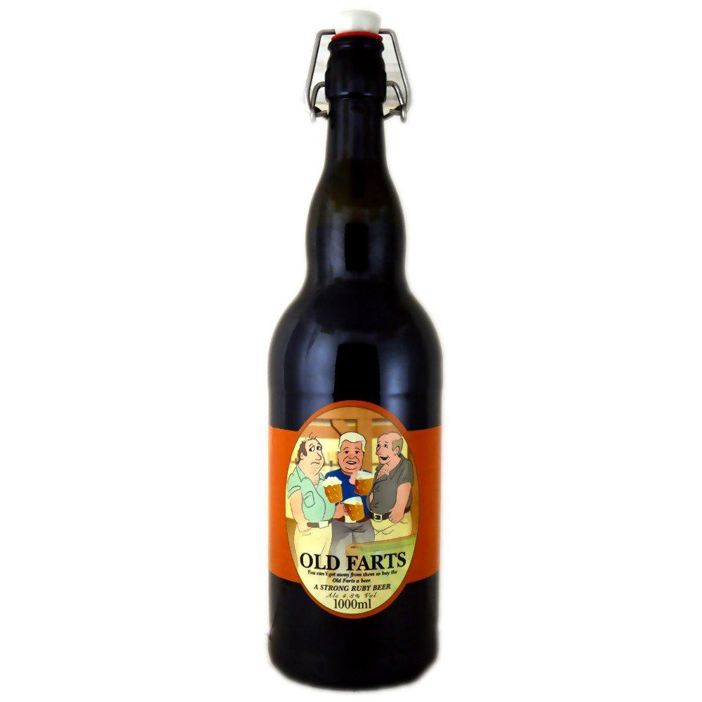 Old Farts Ruby Beer 1l