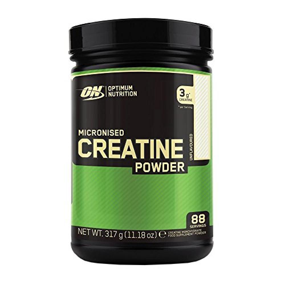 Optimum Nutrition Micronised Creatine Powder 317g