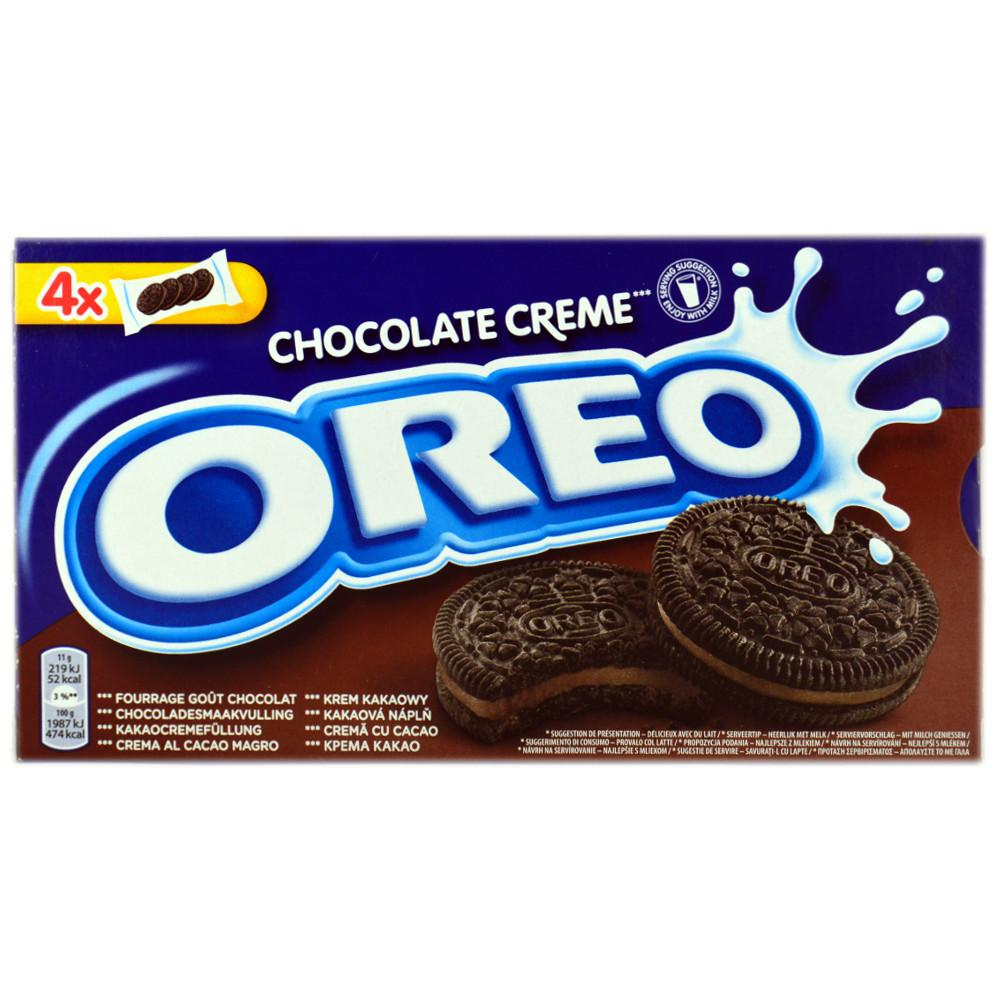 Oreo Chocolate Creme Biscuits 176g 176g 176g