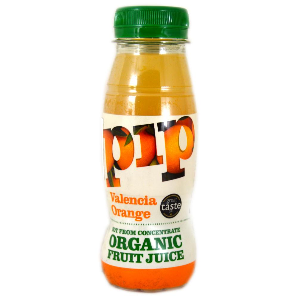 Pip Organic Valencia Orange 200ml