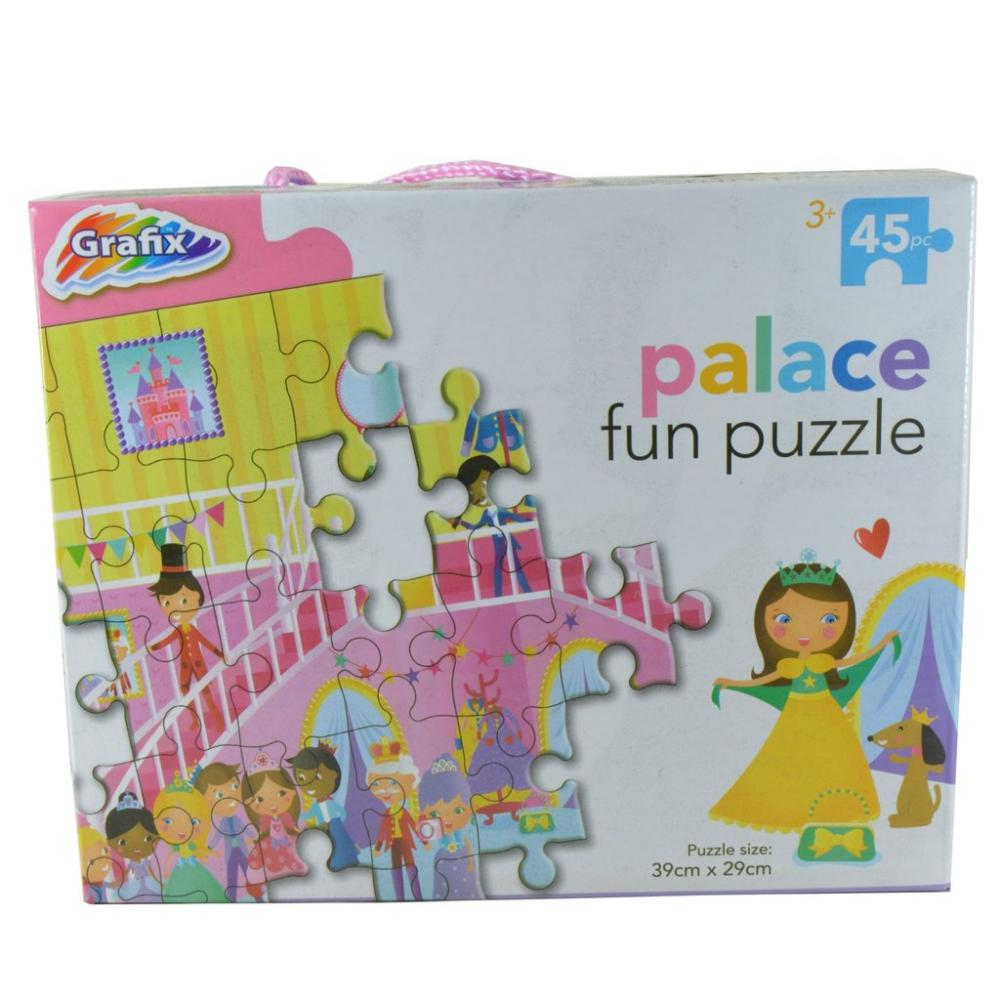 Grafix Palace Fun Puzzle 45 Pieces