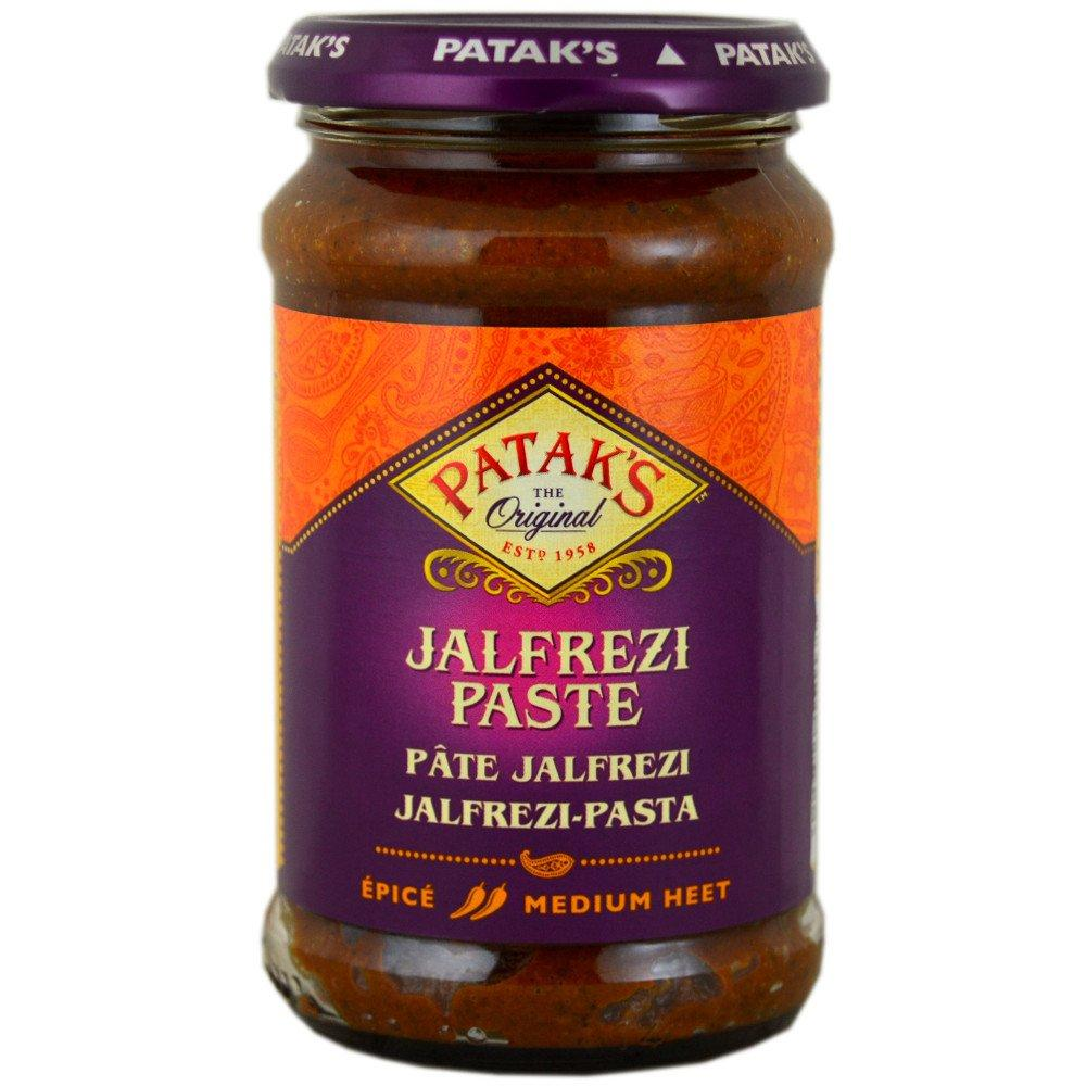 Pataks Jalfrezi Paste Medium 283g