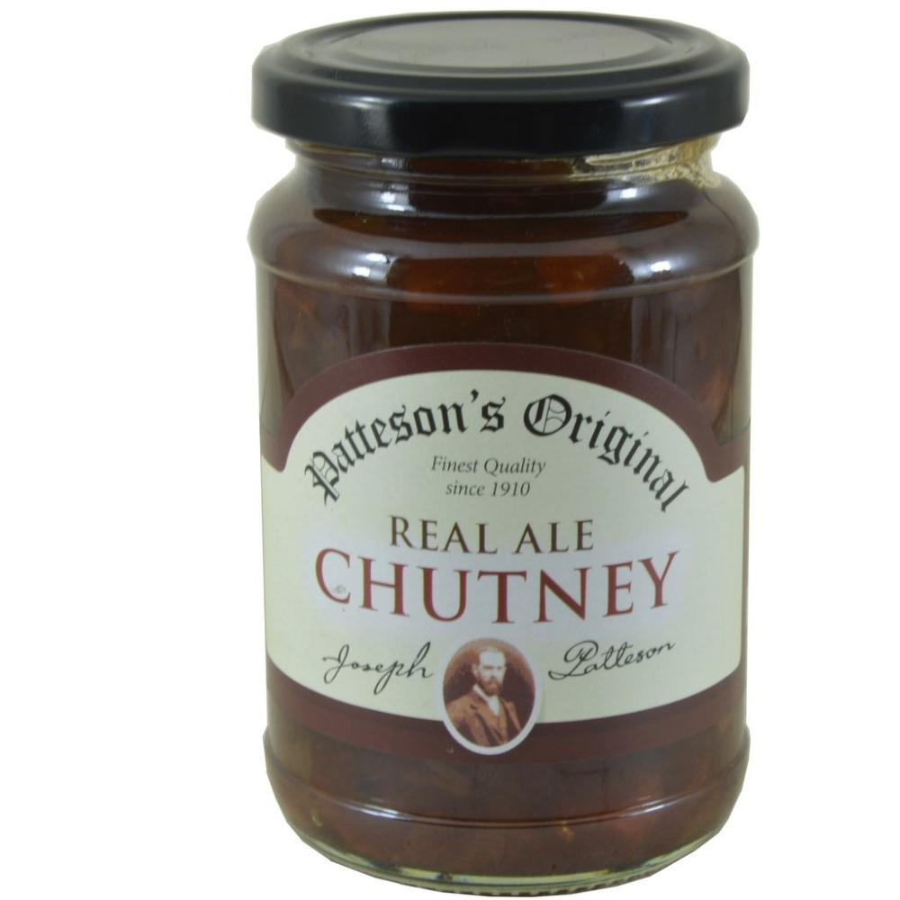 Pattesons Original Real Ale Chutney 290g