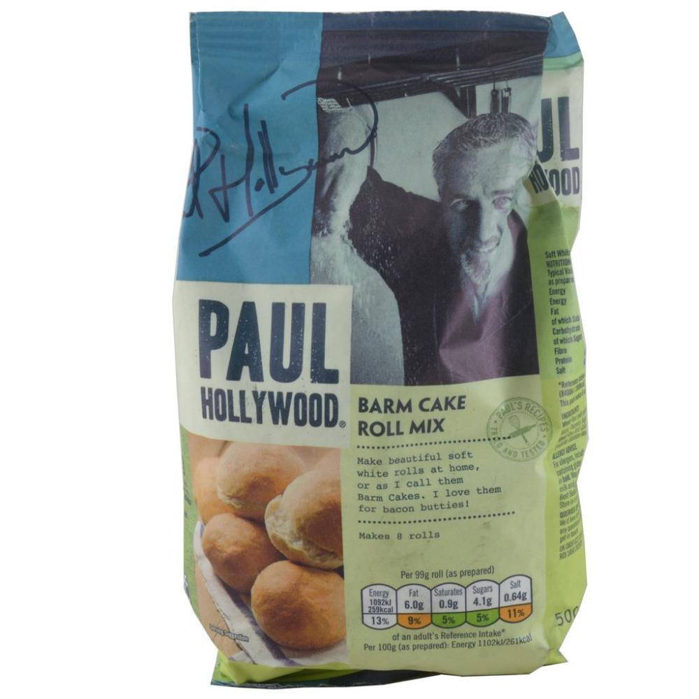 Paul Hollywood Barm Cake Roll Mix 500g