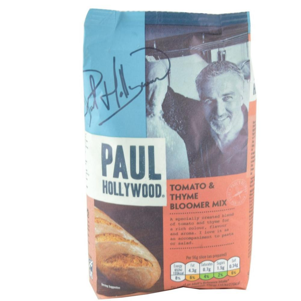 Paul Hollywood Tomato And Thyme Bloomer Mix 500g