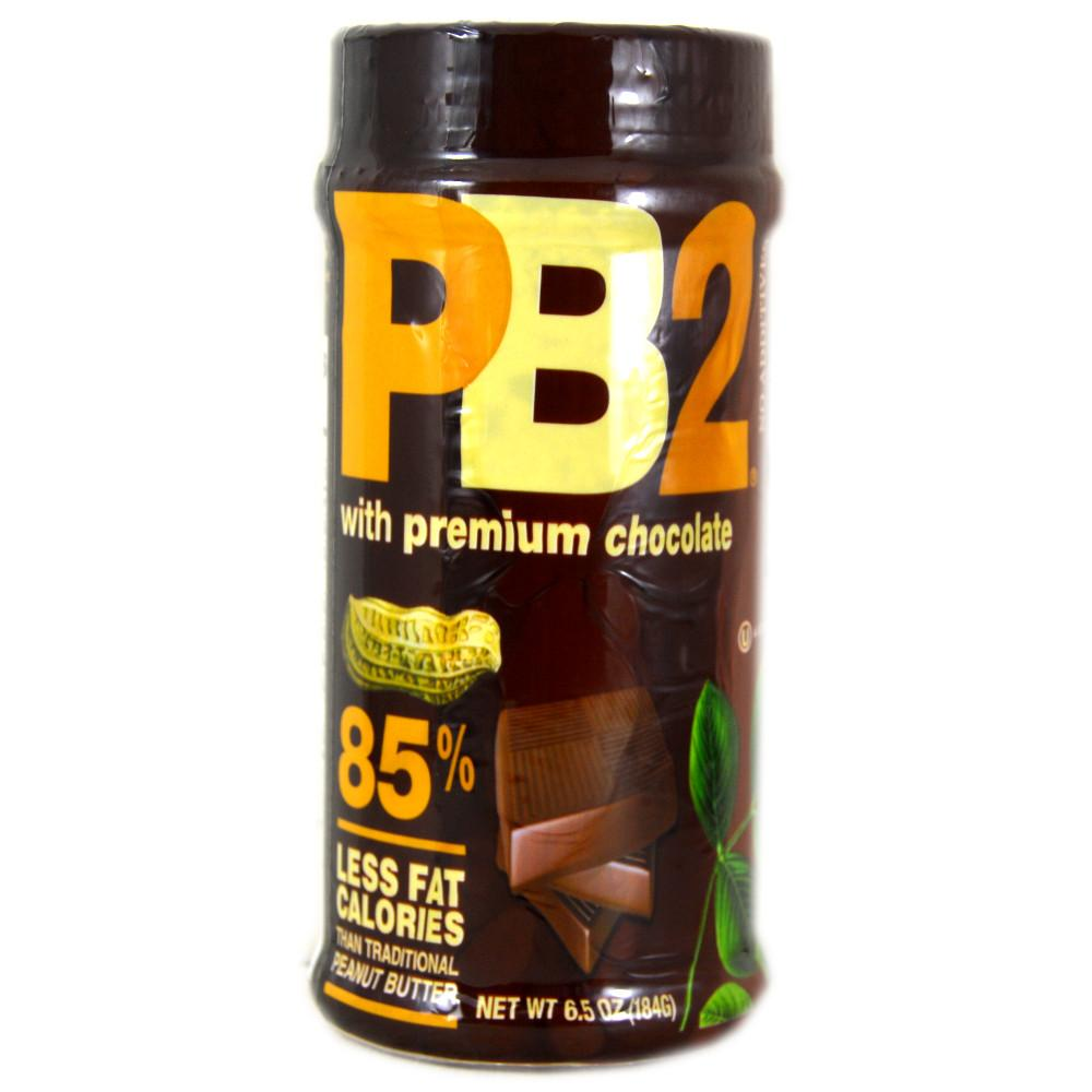 Bell Plantation PB2 Powdered Peanut Butter Chocolate 184g