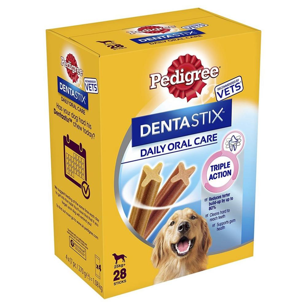 Pedigree Dentastix Large Dog 28 Sticks