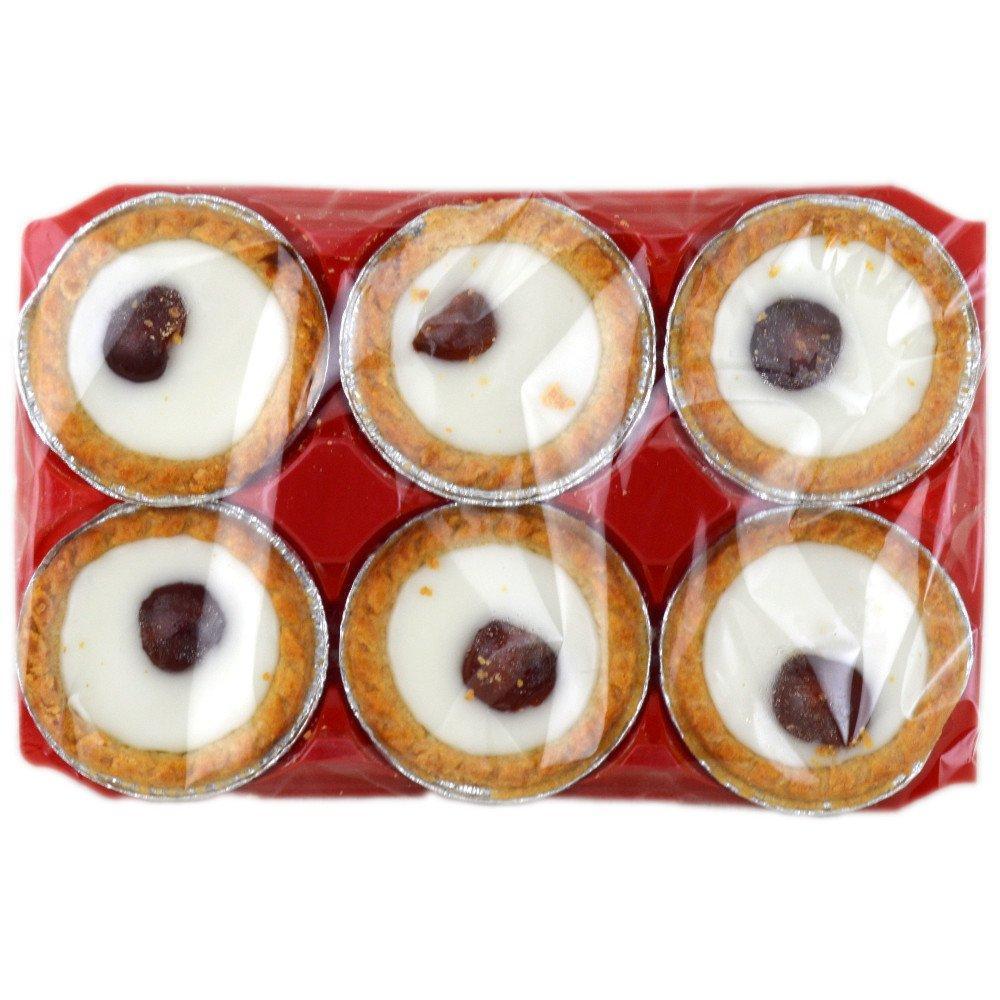 Perfectly Good 6 Cherry Bakewells
