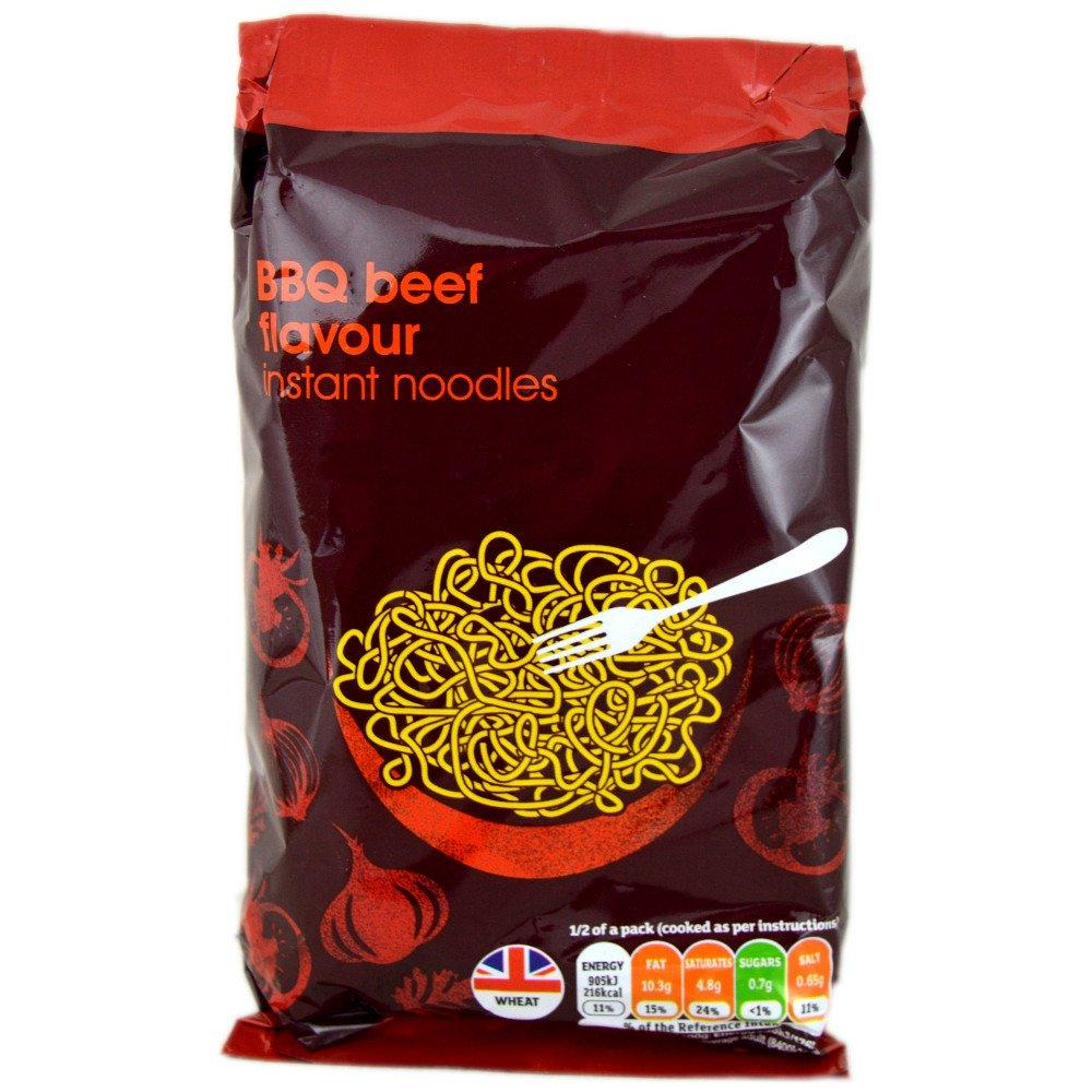 Perfectly Good BBQ Beef Flavour Instant Noodles 90g
