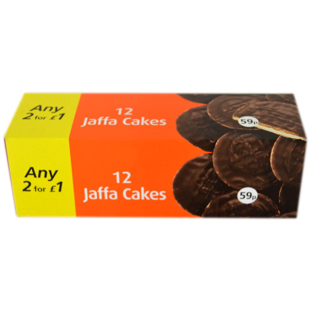 Perfectly Good Jaffa Cakes