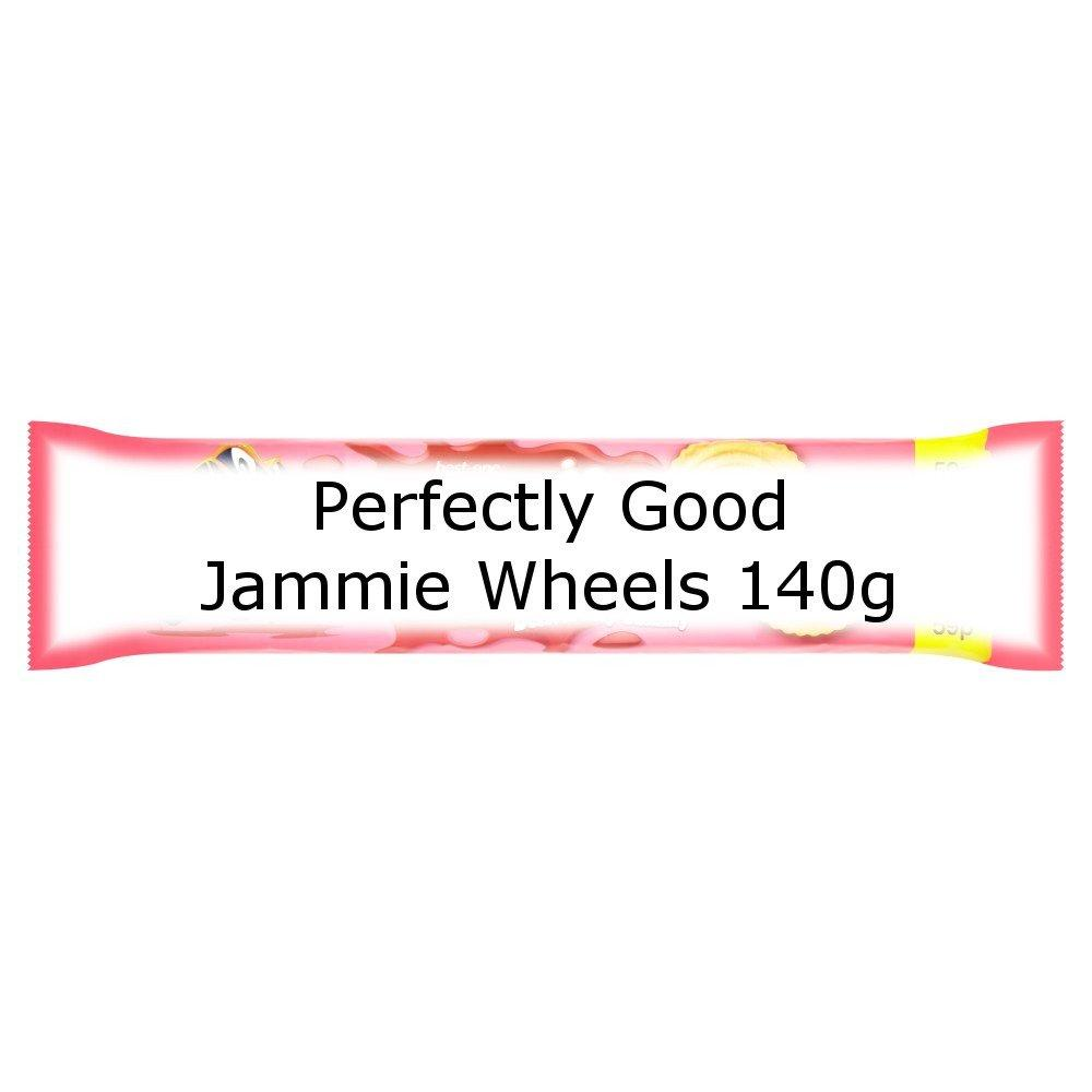 Perfectly Good Jammie Wheels 140g