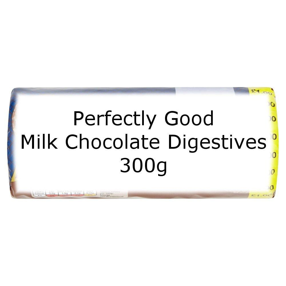 Perfectly Good Milk Chocolate Digestives 300g