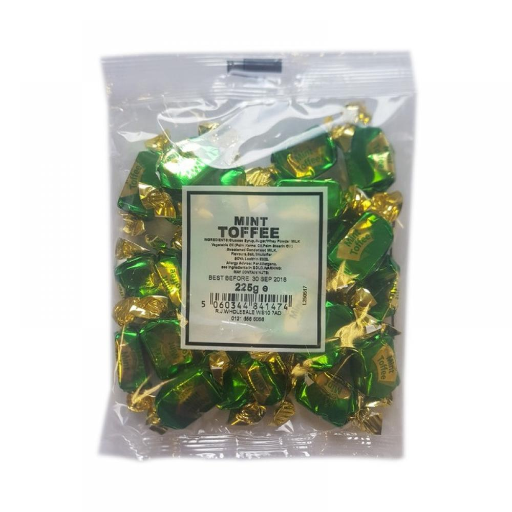 Perfectly Good Mint Toffees 225g