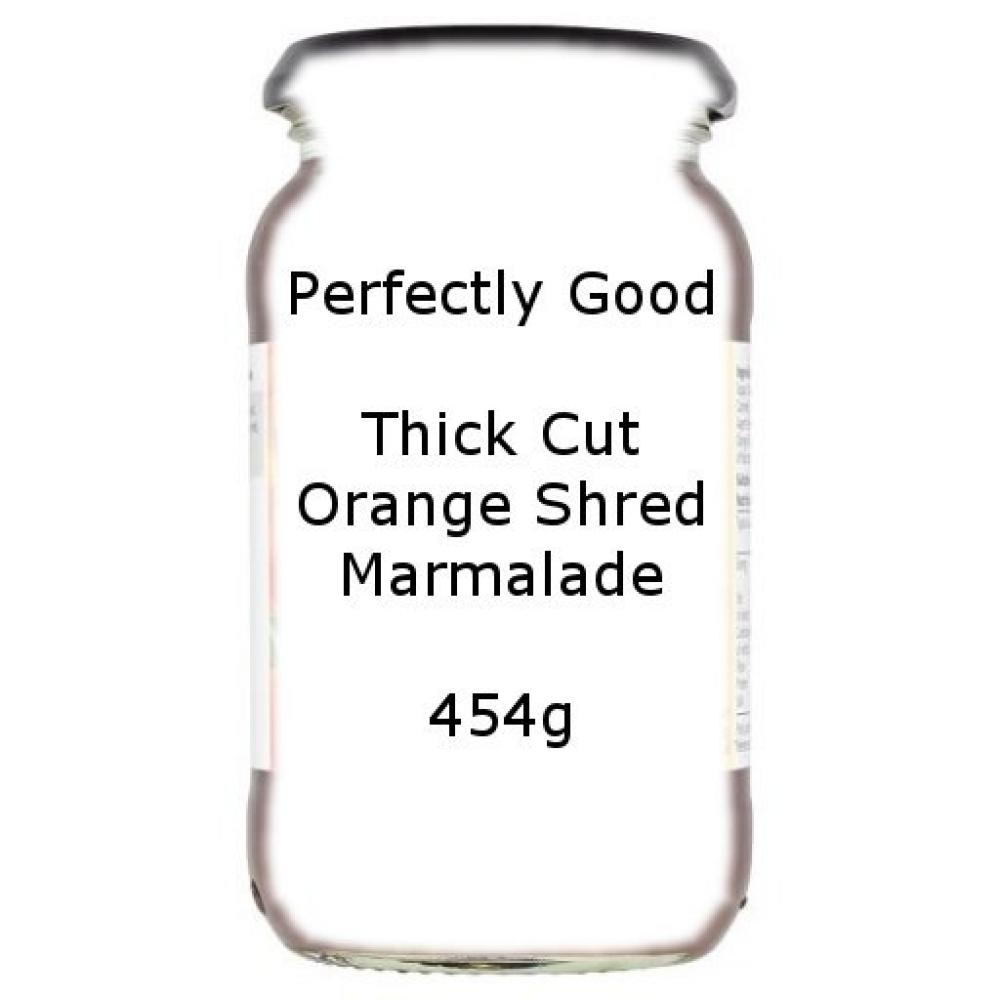 Perfectly Good Thick Cut Orange Shred Marmalade 454g